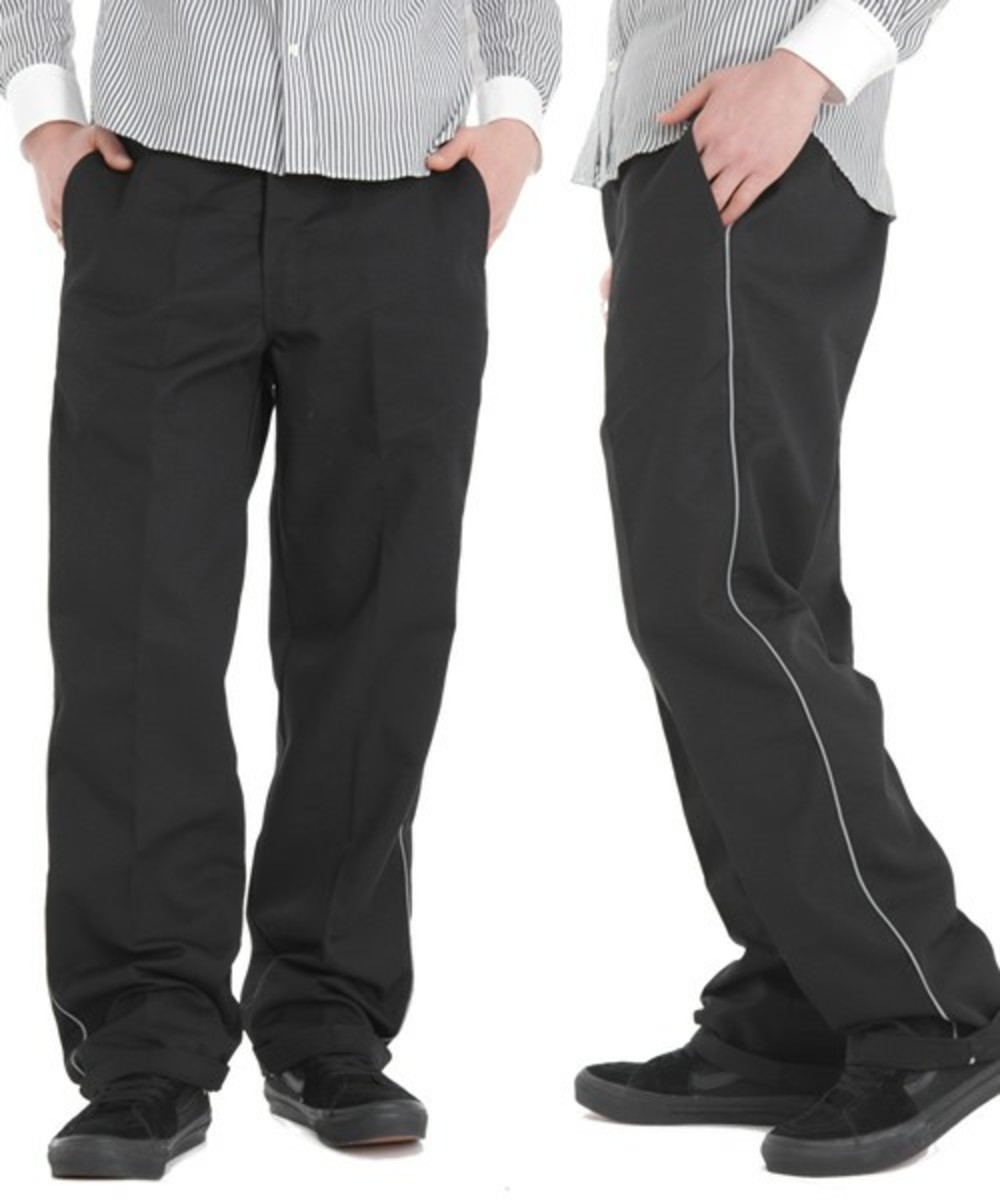 Cell Phone Pants Black