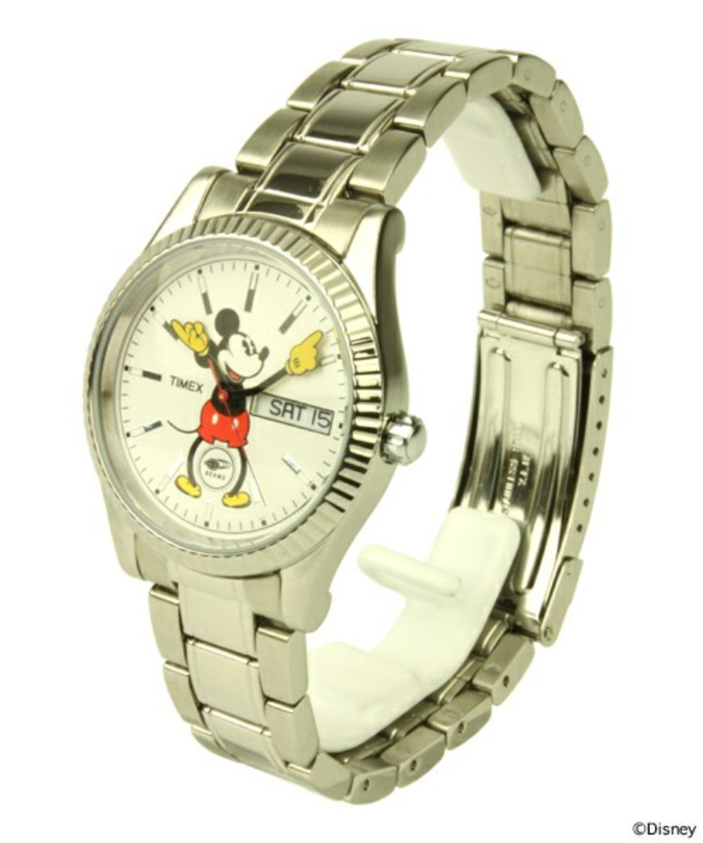 Mickey Mouse Watch 4