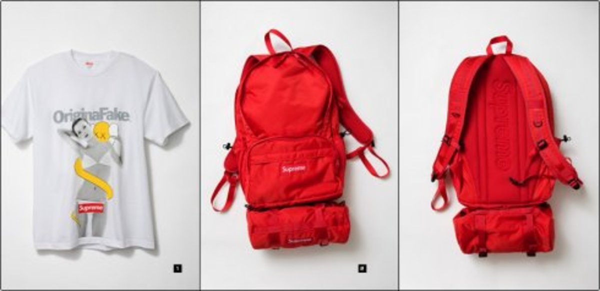 Supreme Daikanyama 10th Anniversary Items - 0