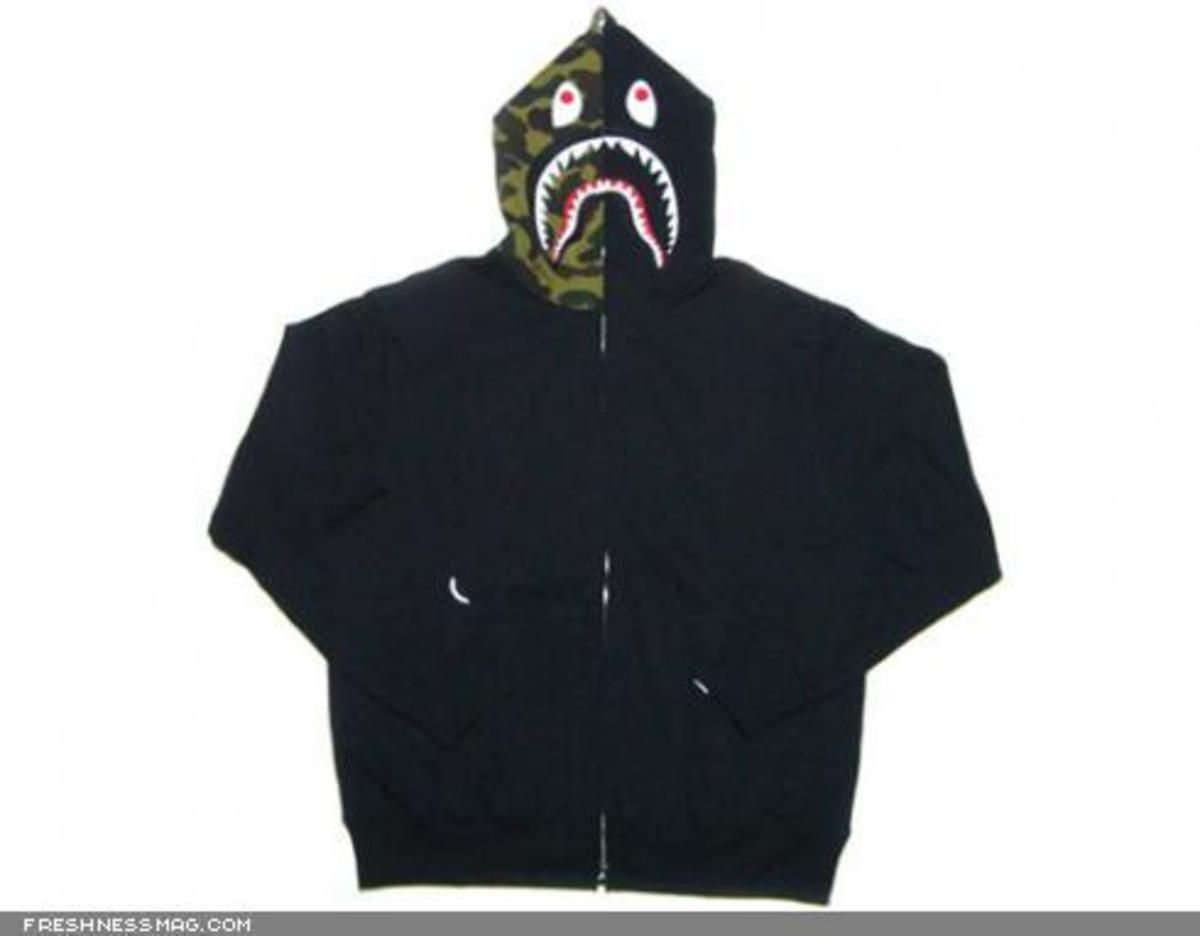 BAPE - Shark Hoodies Launch - 1