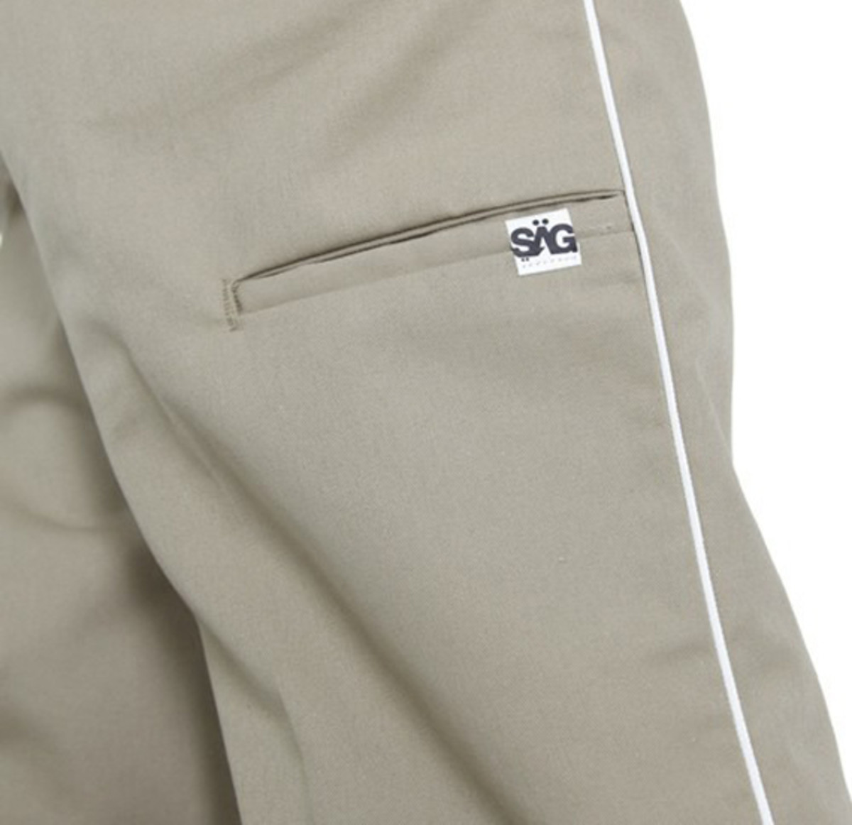 Cell Phone Pants Khaki 5