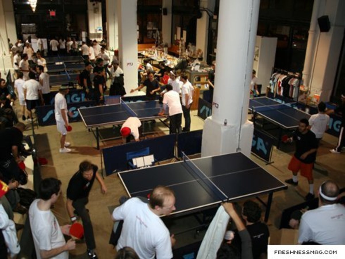 PUMA Table Tennis Tournament PT3 - 2008 - Season 4