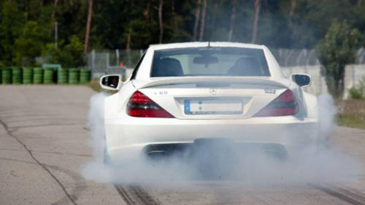 SL65 AMG Black Series 3