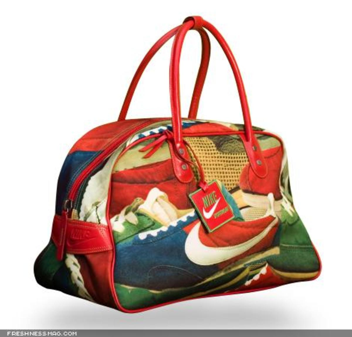Nike  Haute Shoe Print Club Bag - 0
