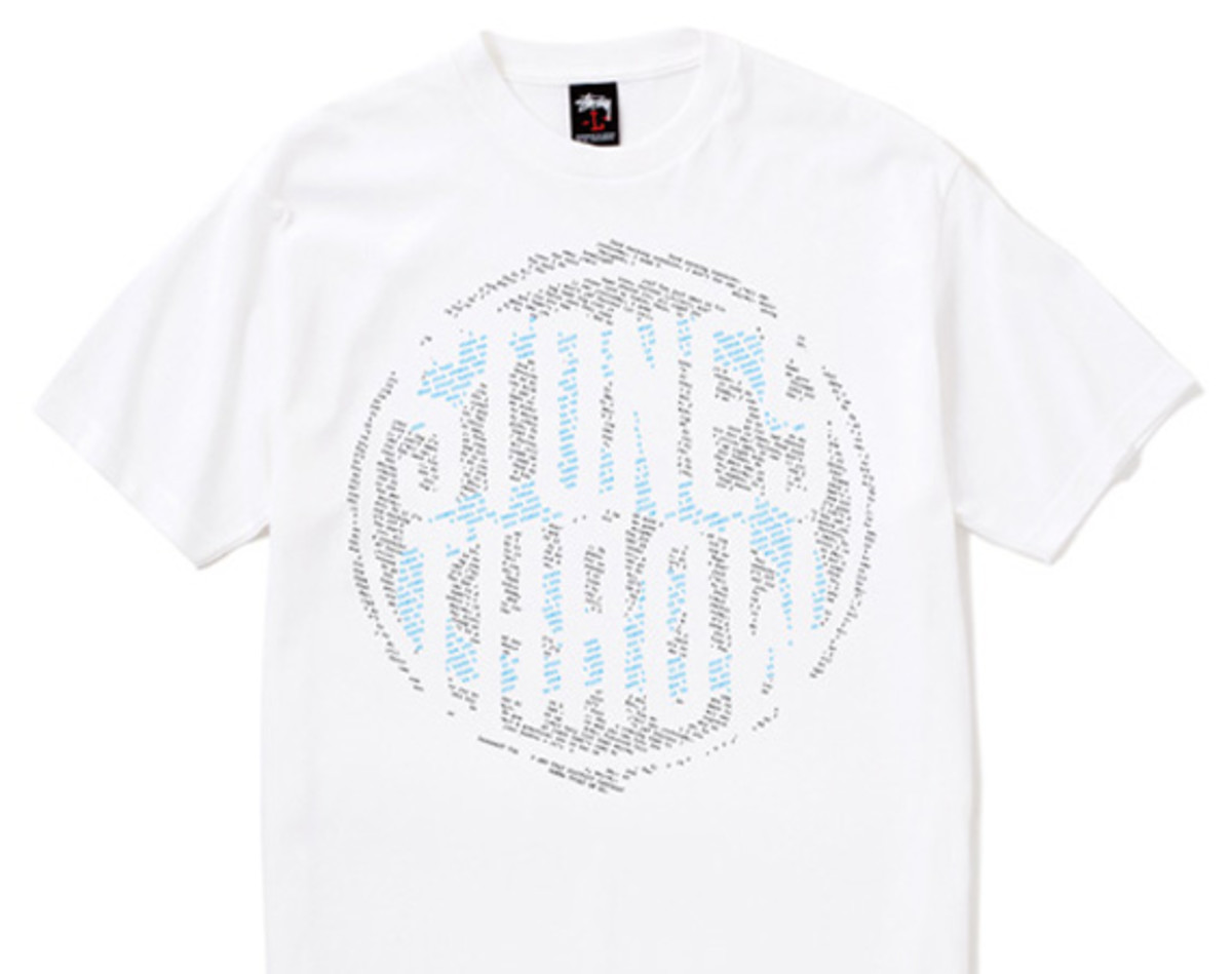 Stones Throw 2010 Japan Tour Vol.2 T-Shirt 2