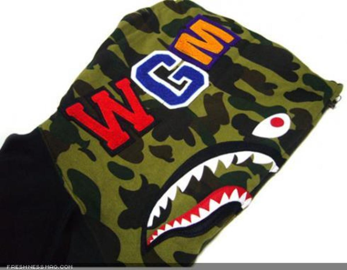 BAPE - Shark Hoodies Launch - 3