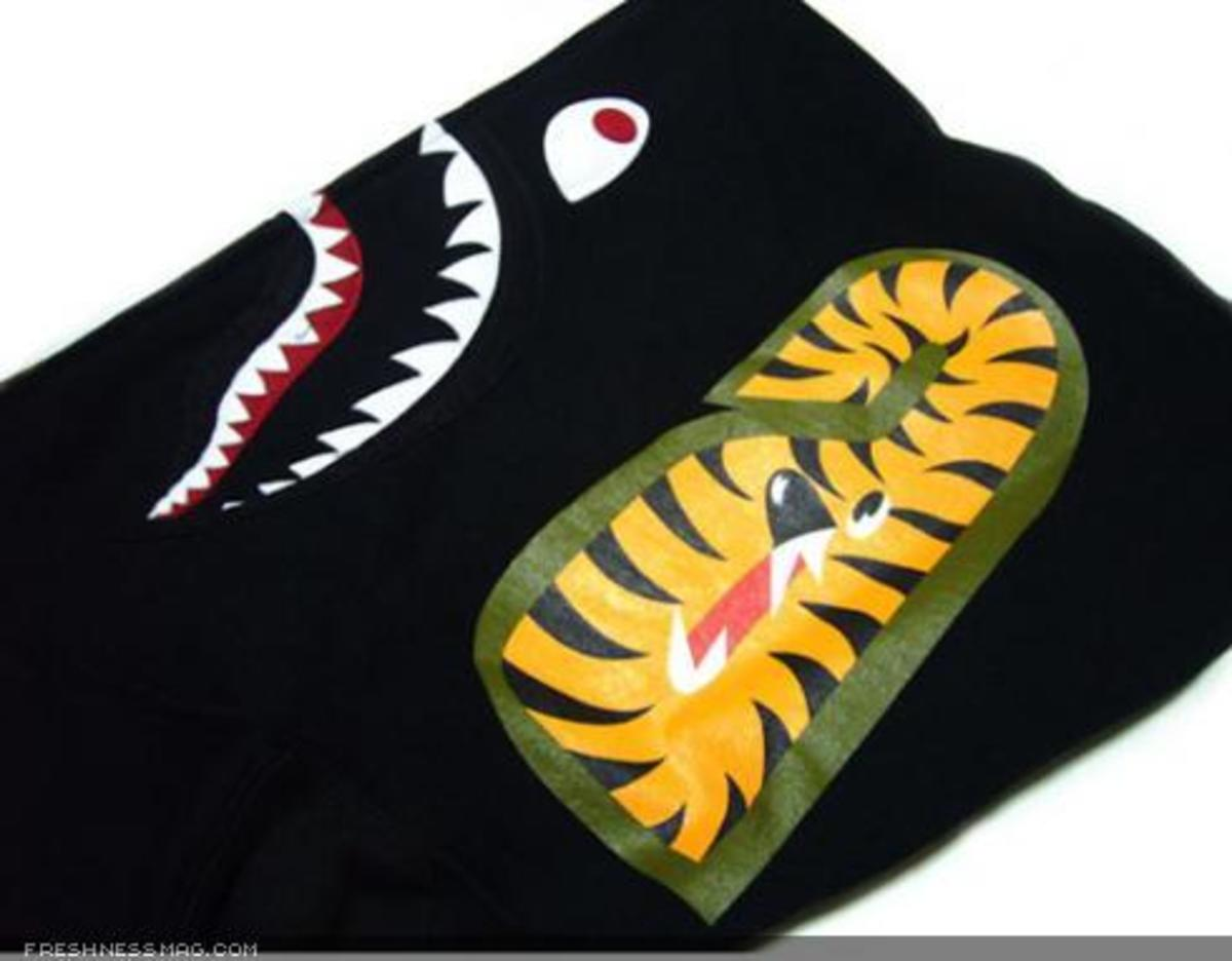 BAPE - Shark Hoodies Launch - 4