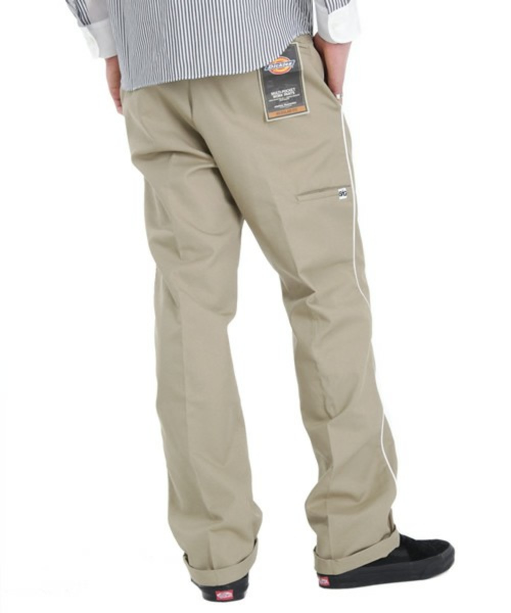 Cell Phone Pants Khaki 3