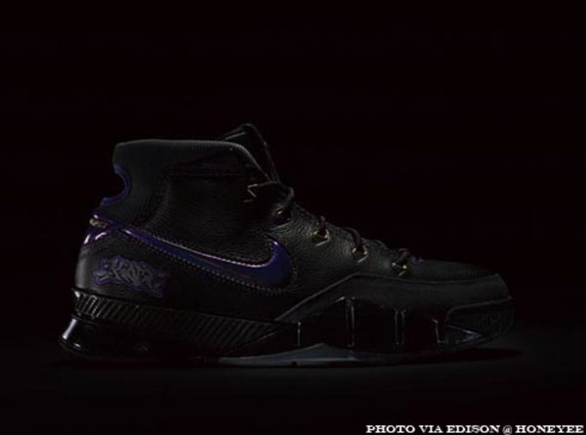Nike x Kobe x Stash/NORT – Air Zoom Kobe 1 - 2