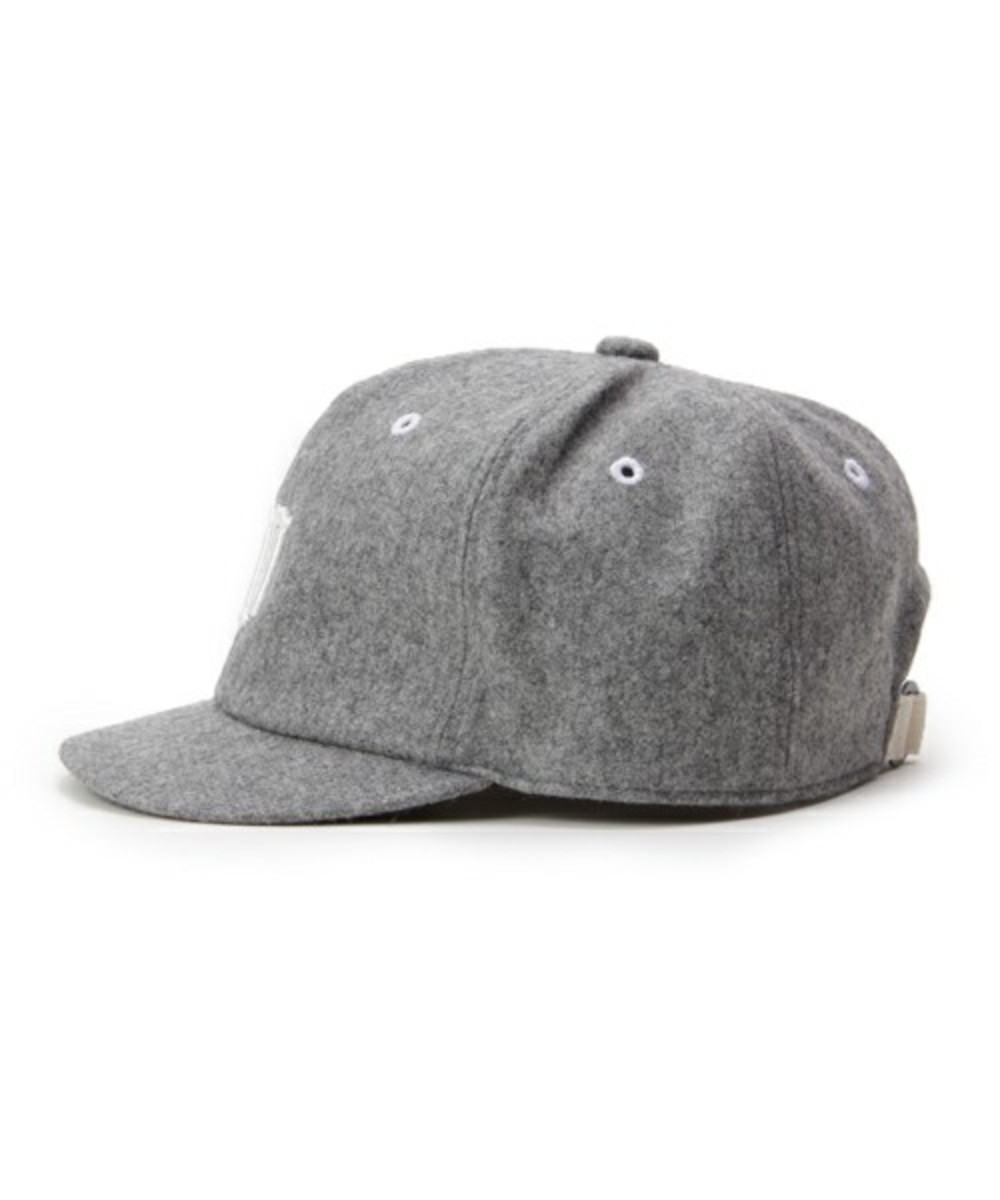 BB Cap Gray 2
