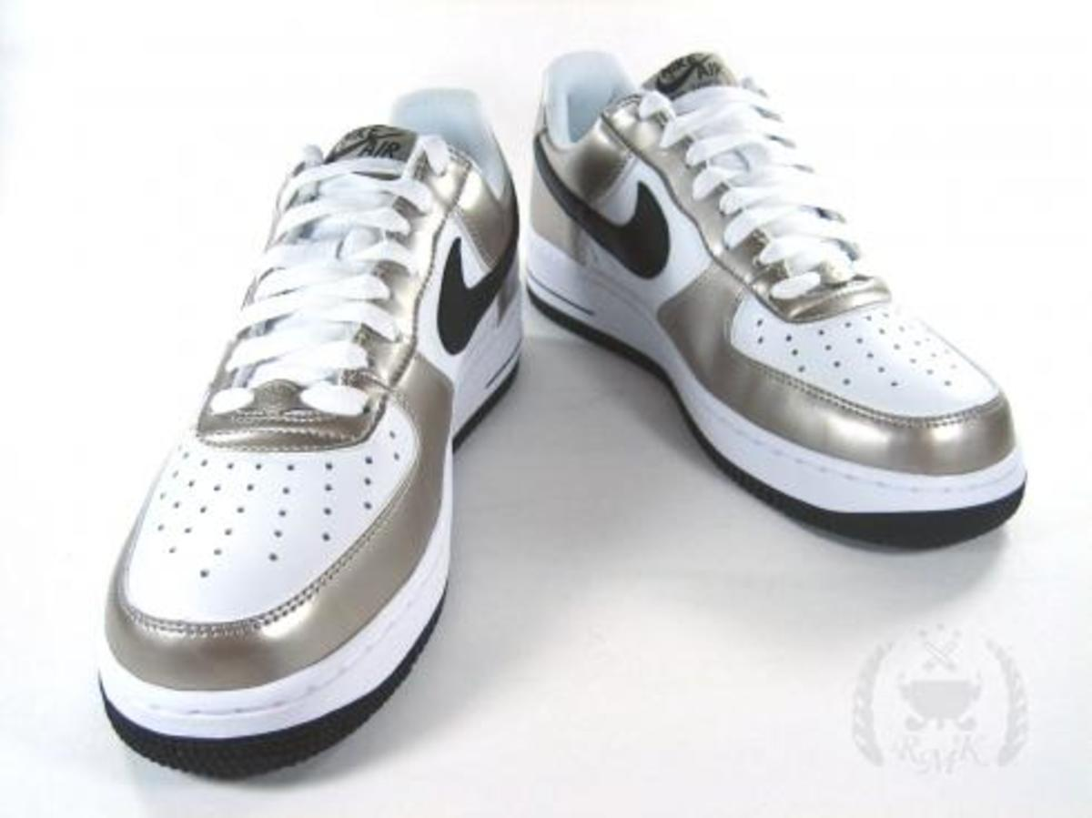 Nike  Air Force 1 Metallic Zinc - 2