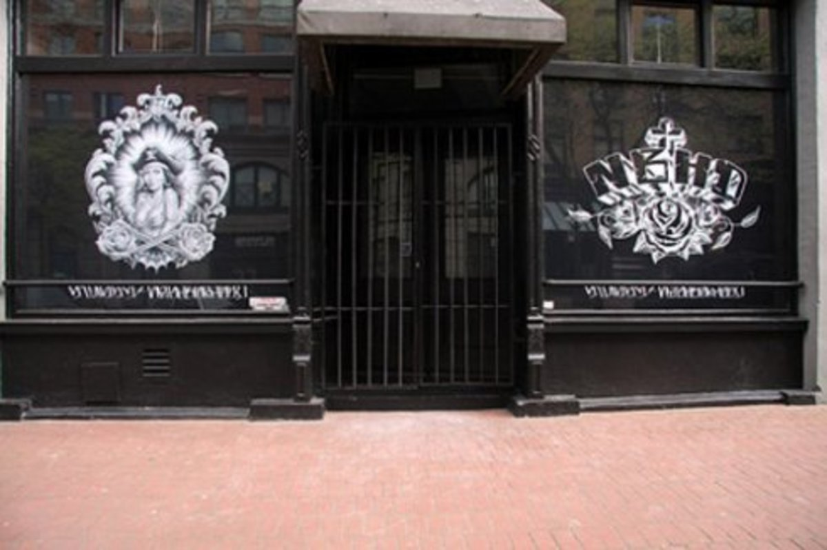 Stussy - Vancouver Chapter Store - 0