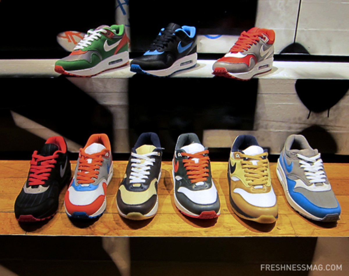 new appearance free shipping exclusive deals NIKEiD – Air Max 1 – New Design Options - Freshness Mag