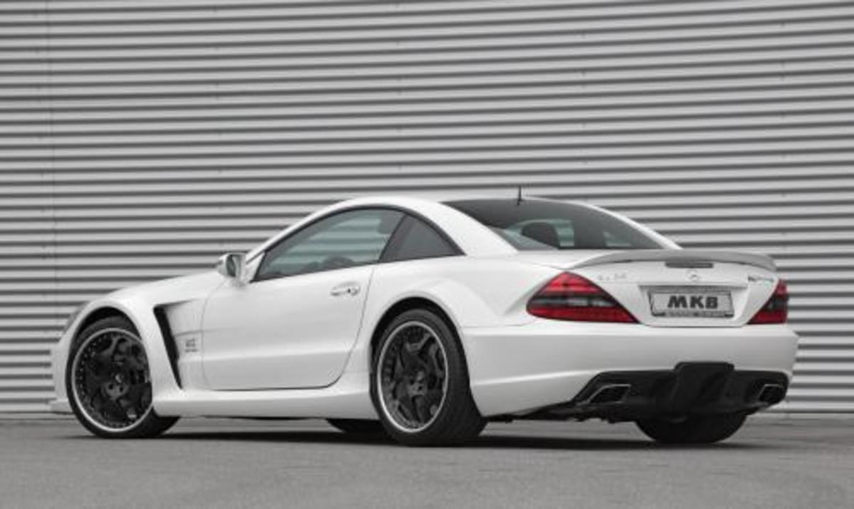 SL65 AMG Black Series 2