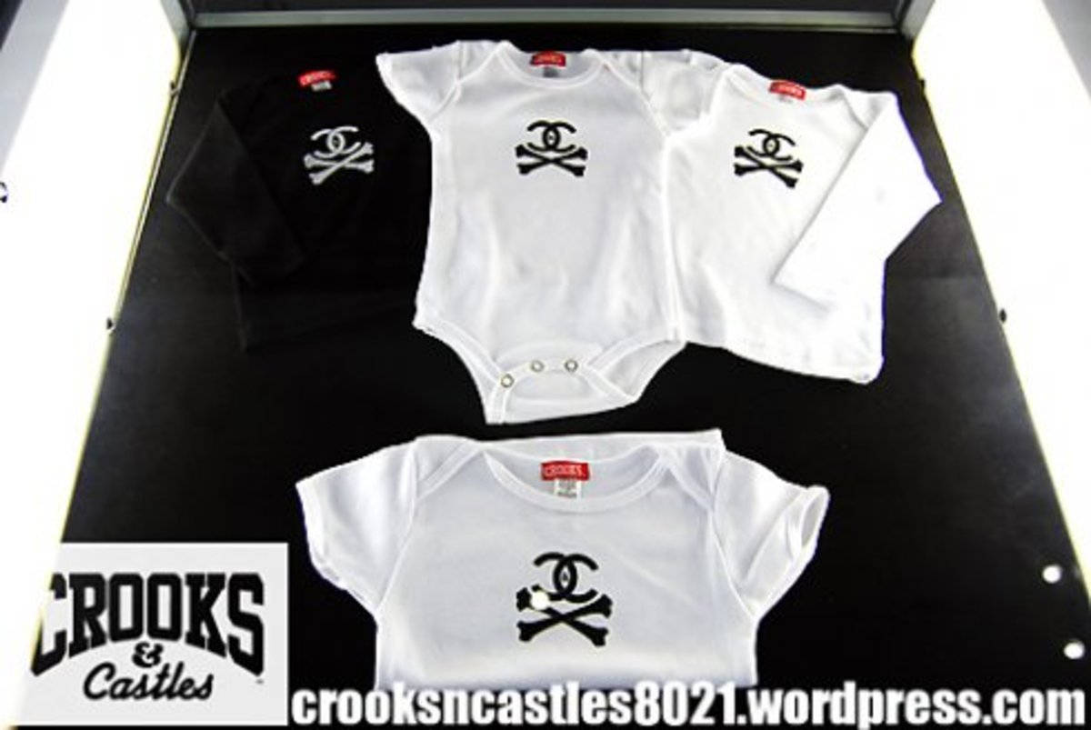 Crooks & Castles - Crooks for Kids