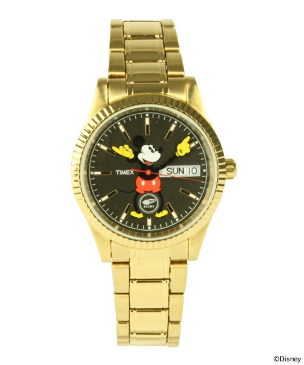 Mickey Mouse Watch 1