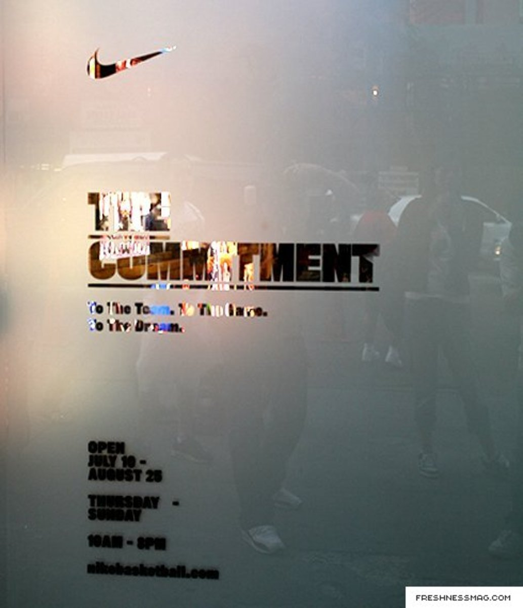 Nike Basketball - The Commitment