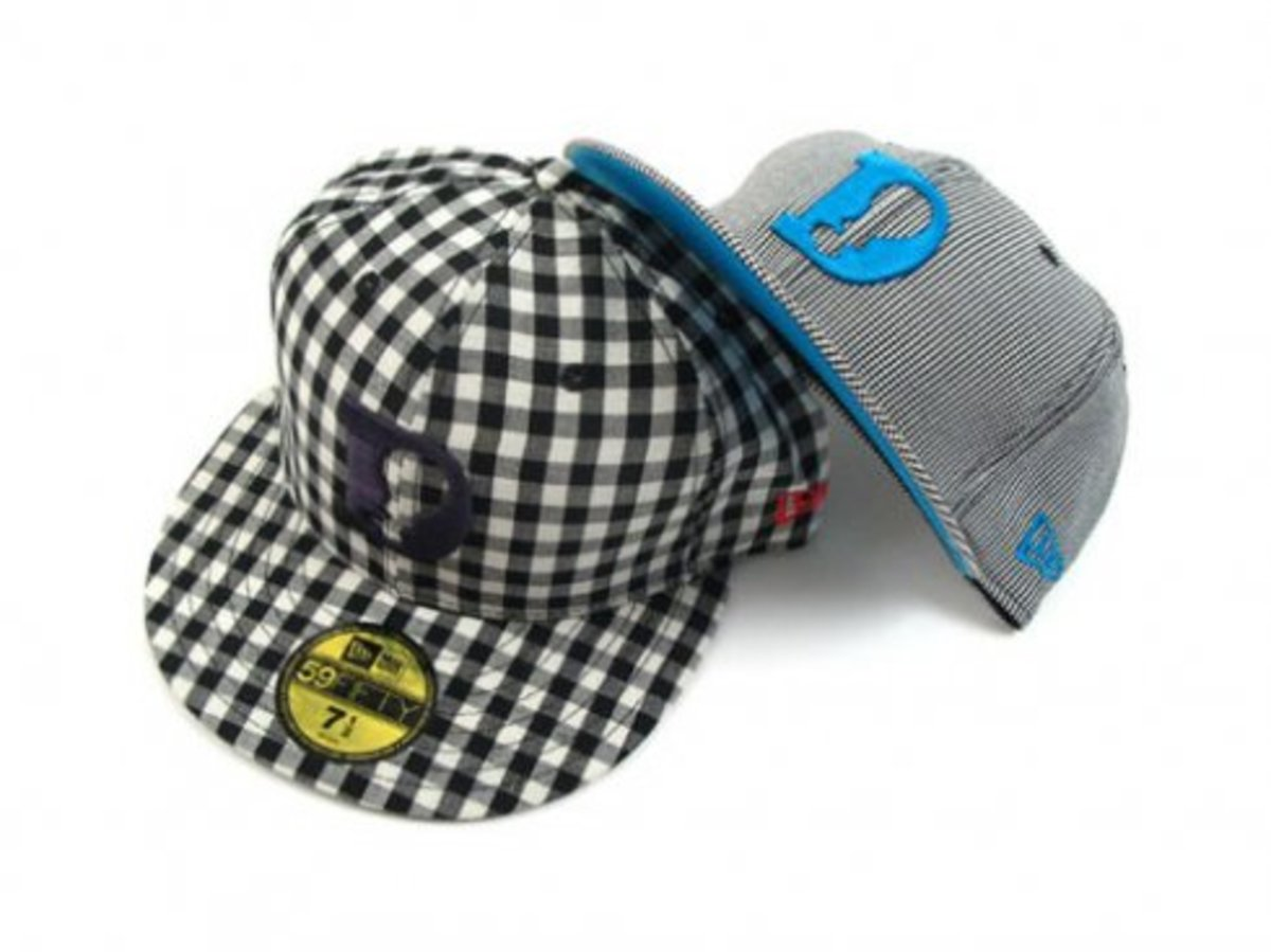 Dave's Quality Meat x New Era - Dress Shirt Hats - 2