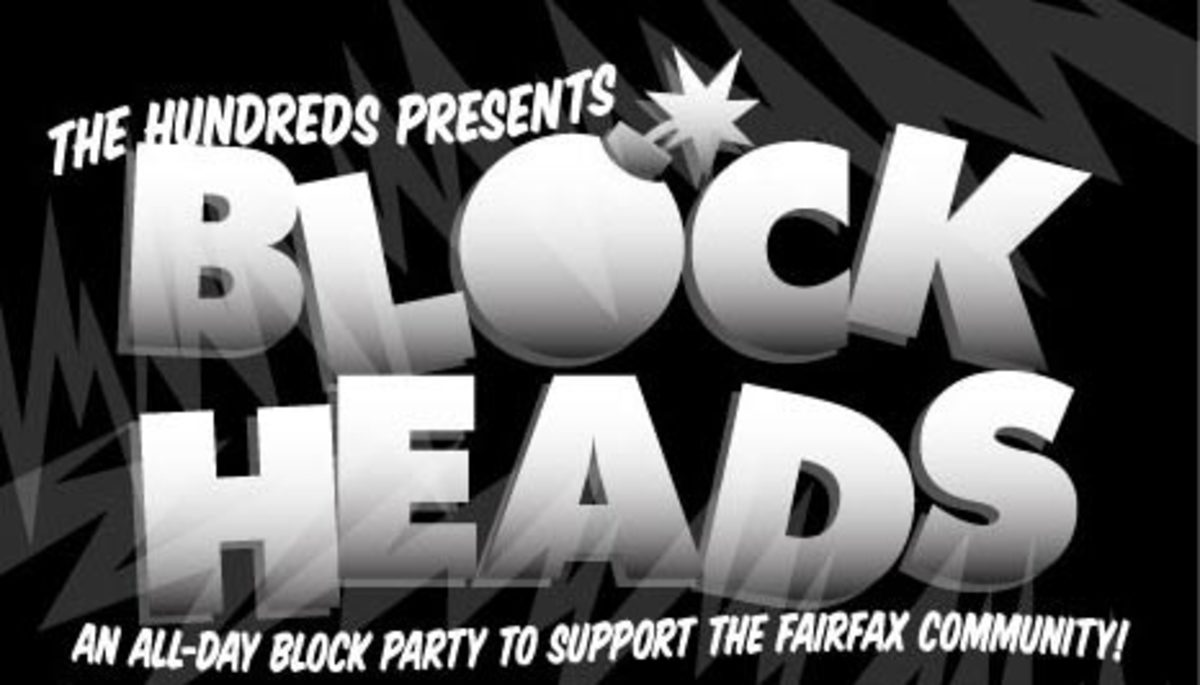 The Hundreds Presents: Block Heads Party - 0