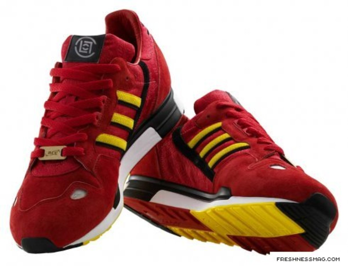 adidas Consortium AZX Project - A to H Sneakers - 1