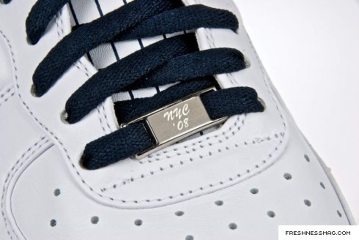 Nike Air Force 1 High - MLB All-Star Game - New York Yankees