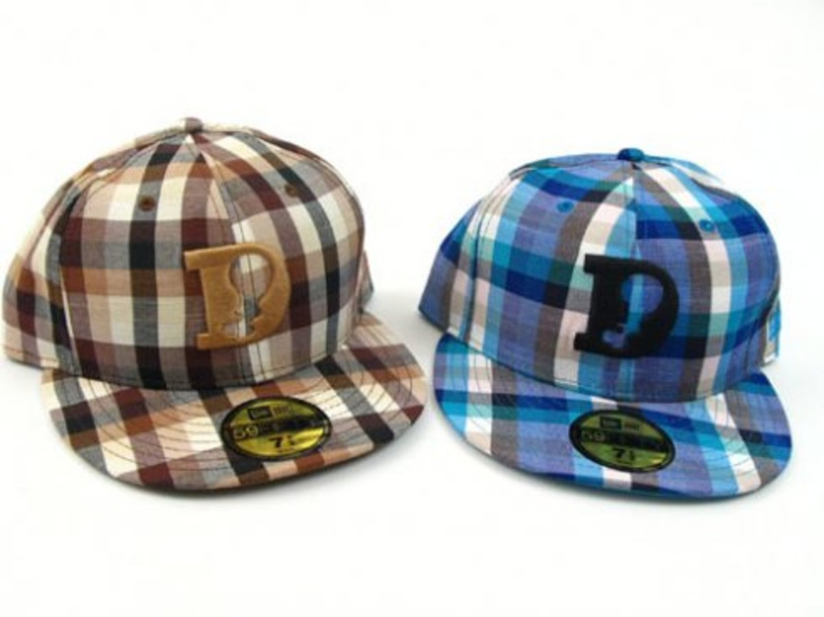 Dave's Quality Meat x New Era - Dress Shirt Hats - 1