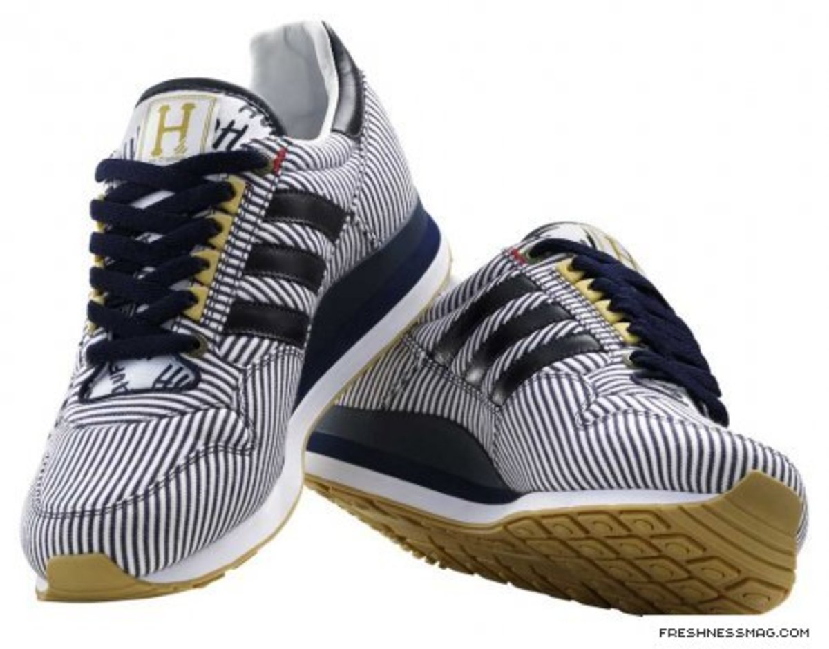 adidas Consortium AZX Project - A to H Sneakers - 14