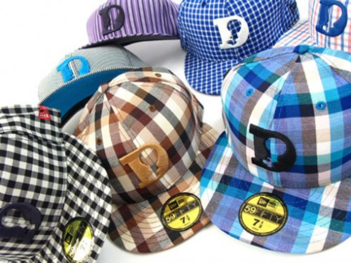 Dave's Quality Meat x New Era - Dress Shirt Hats - 3