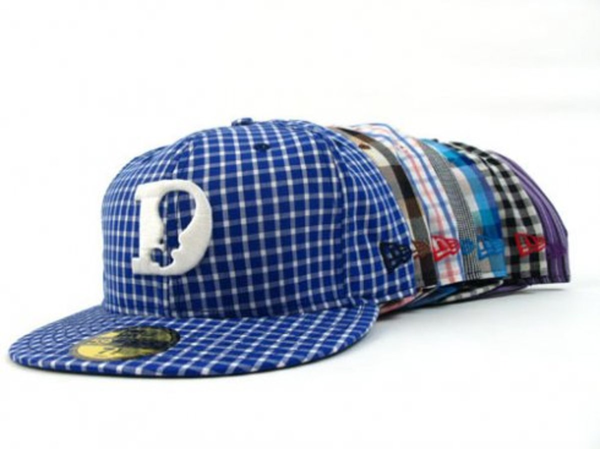 Dave's Quality Meat x New Era - Dress Shirt Hats - 0