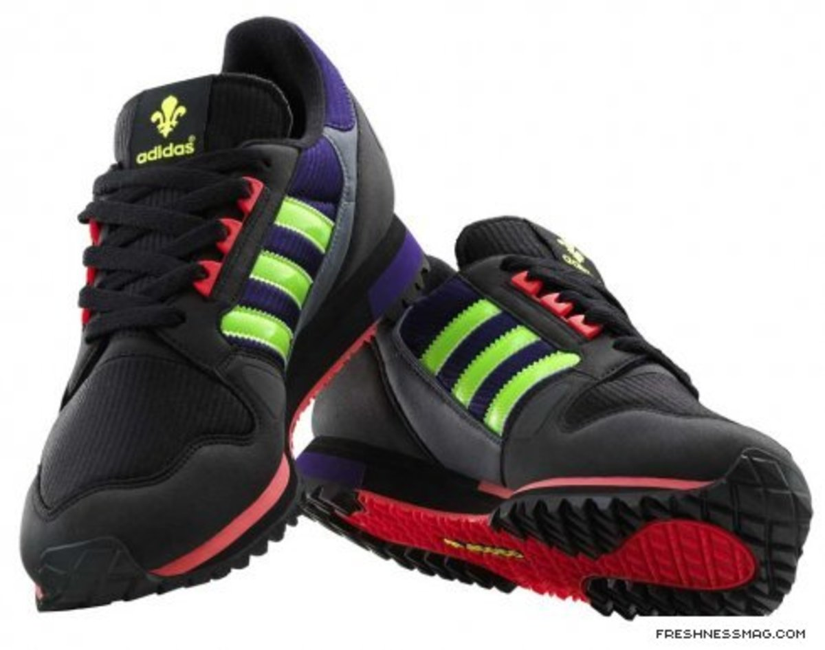 adidas Consortium AZX Project - A to H Sneakers - 9