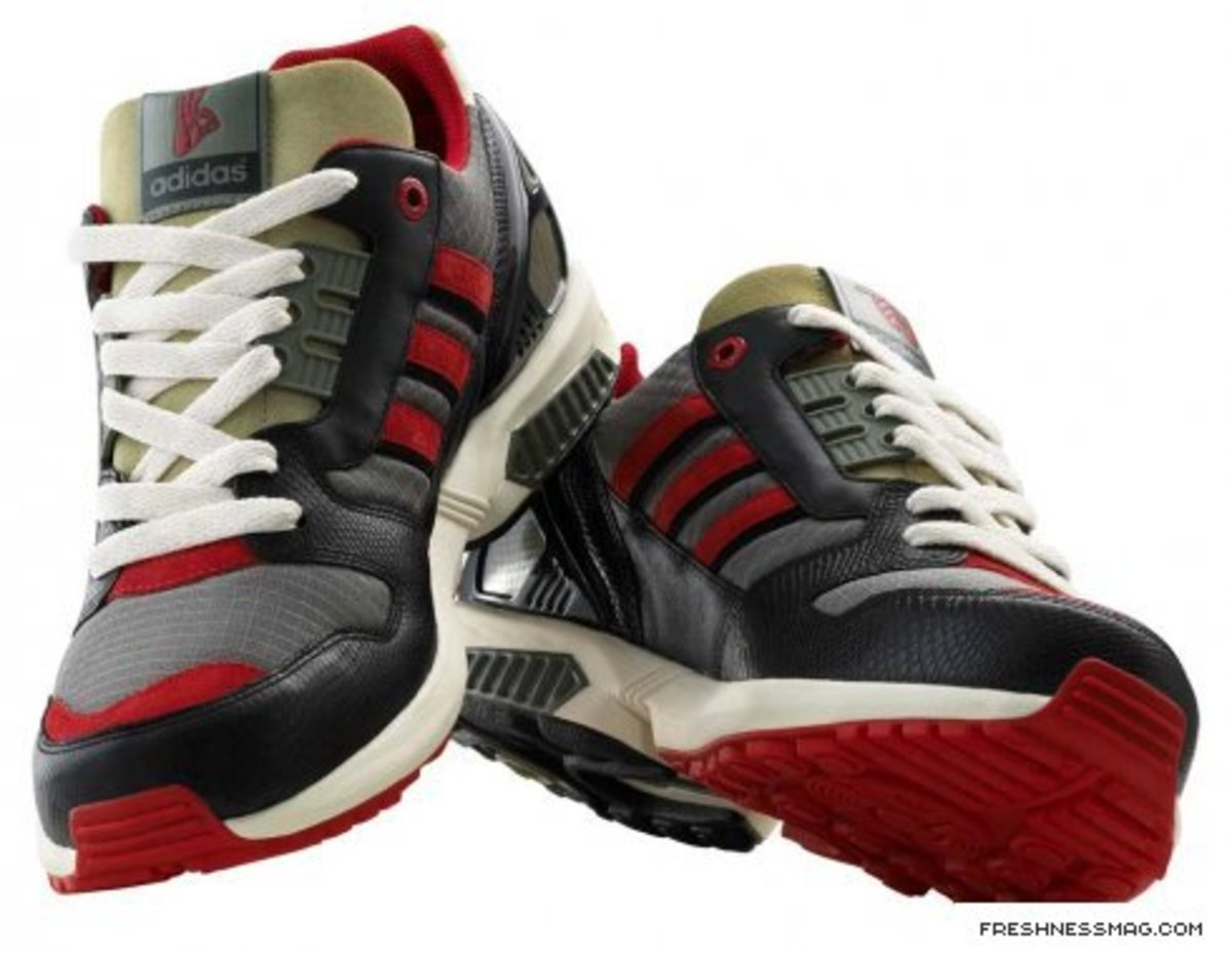 adidas Consortium AZX Project - A to H Sneakers - 3