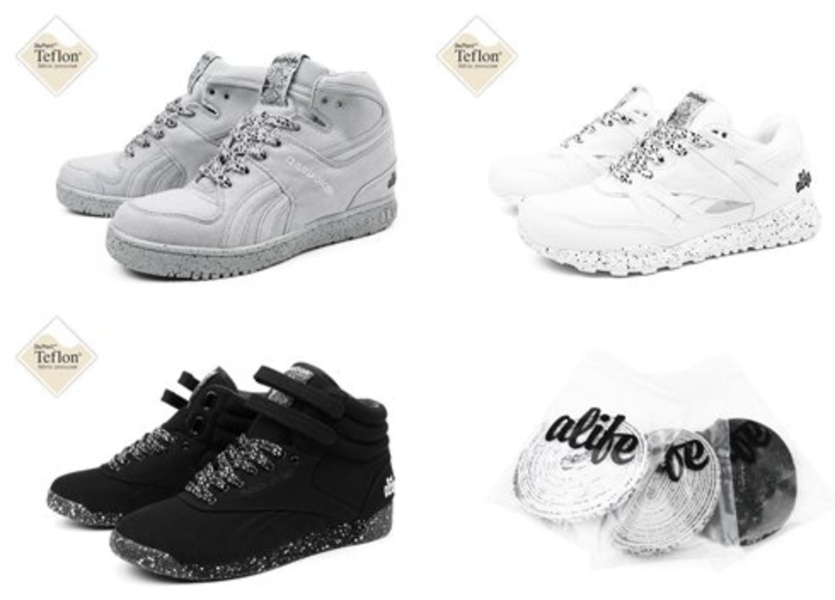 ALIFE x Reebok - Women's Designed in NYC Series 1