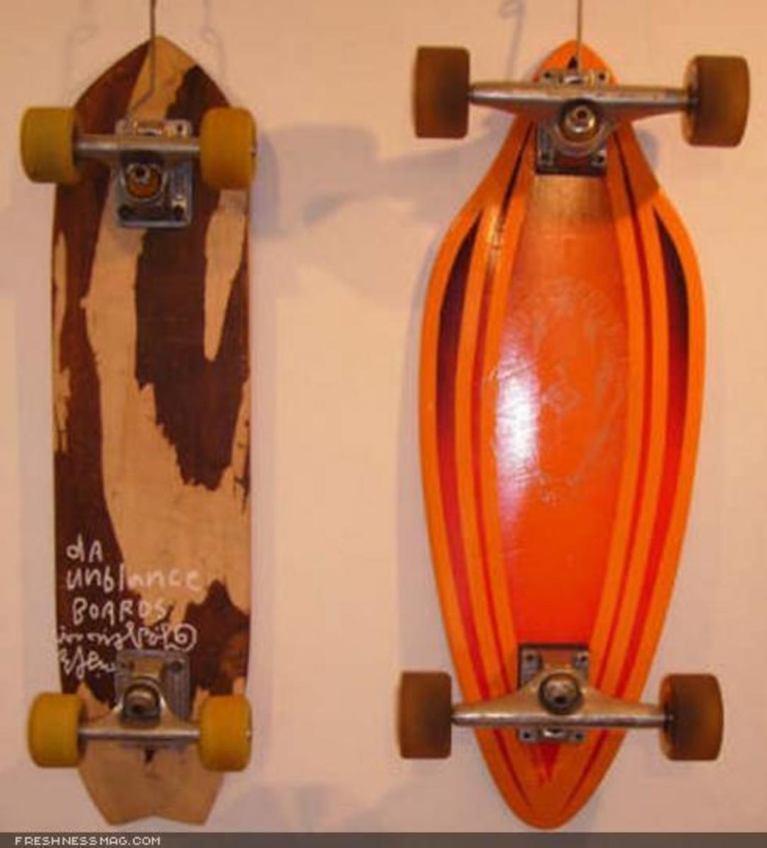 Hand Shaped Skateboards - Exhibition - 5
