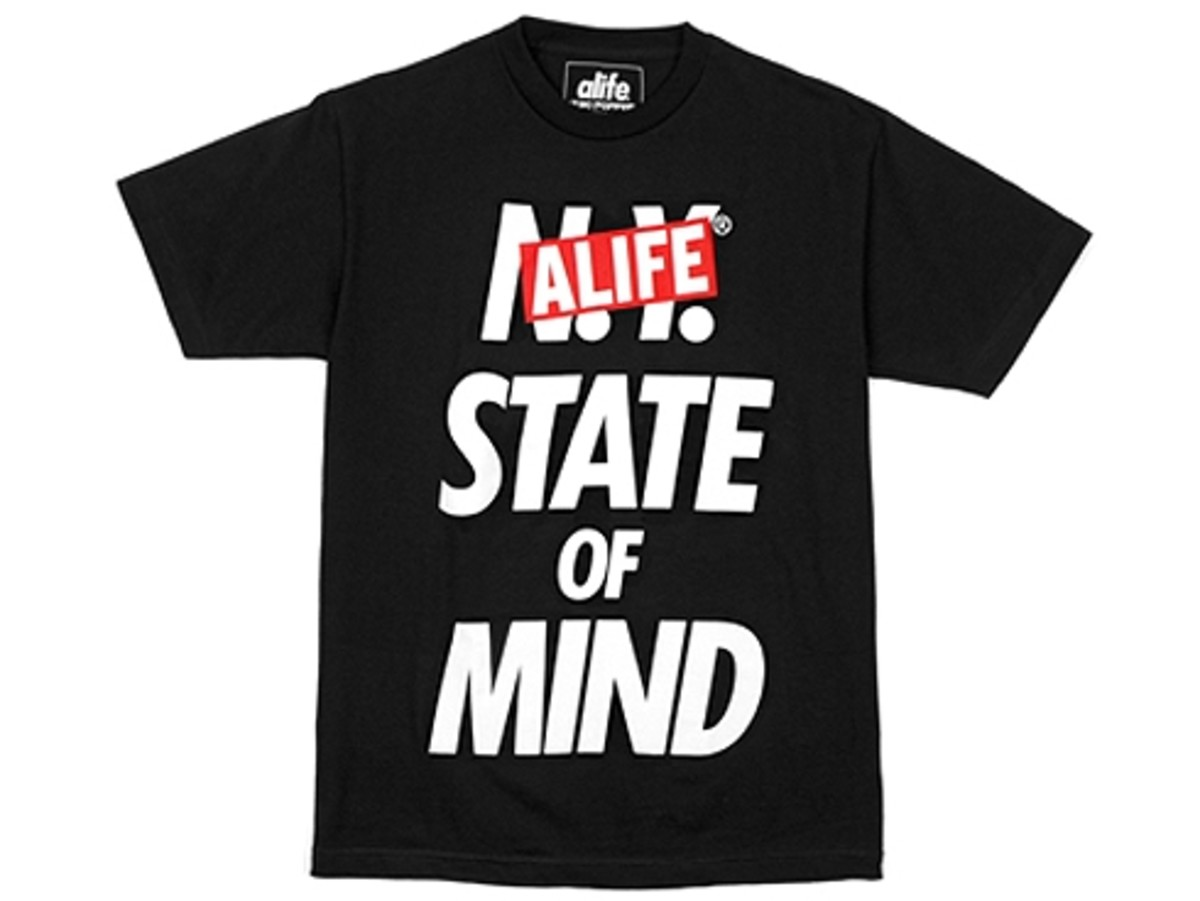 ALIFE x Nas - T-Shirt & Lighter Pack