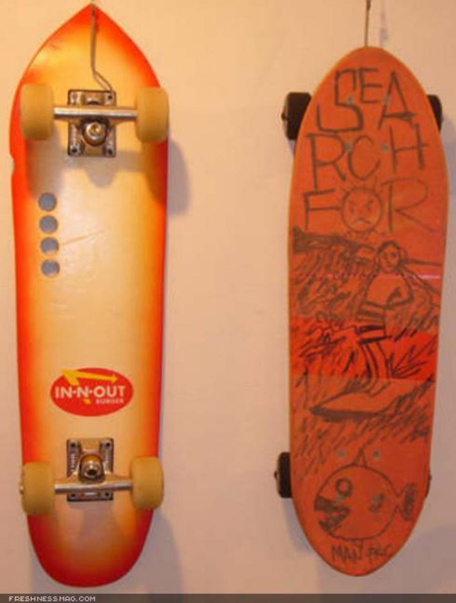Hand Shaped Skateboards - Exhibition - 7