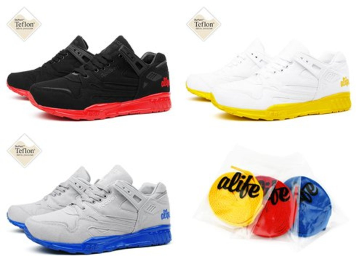 ALIFE x Reebok - Designed in NYC Series 1 - July 12th - Freshness Mag a39ecfb7ae