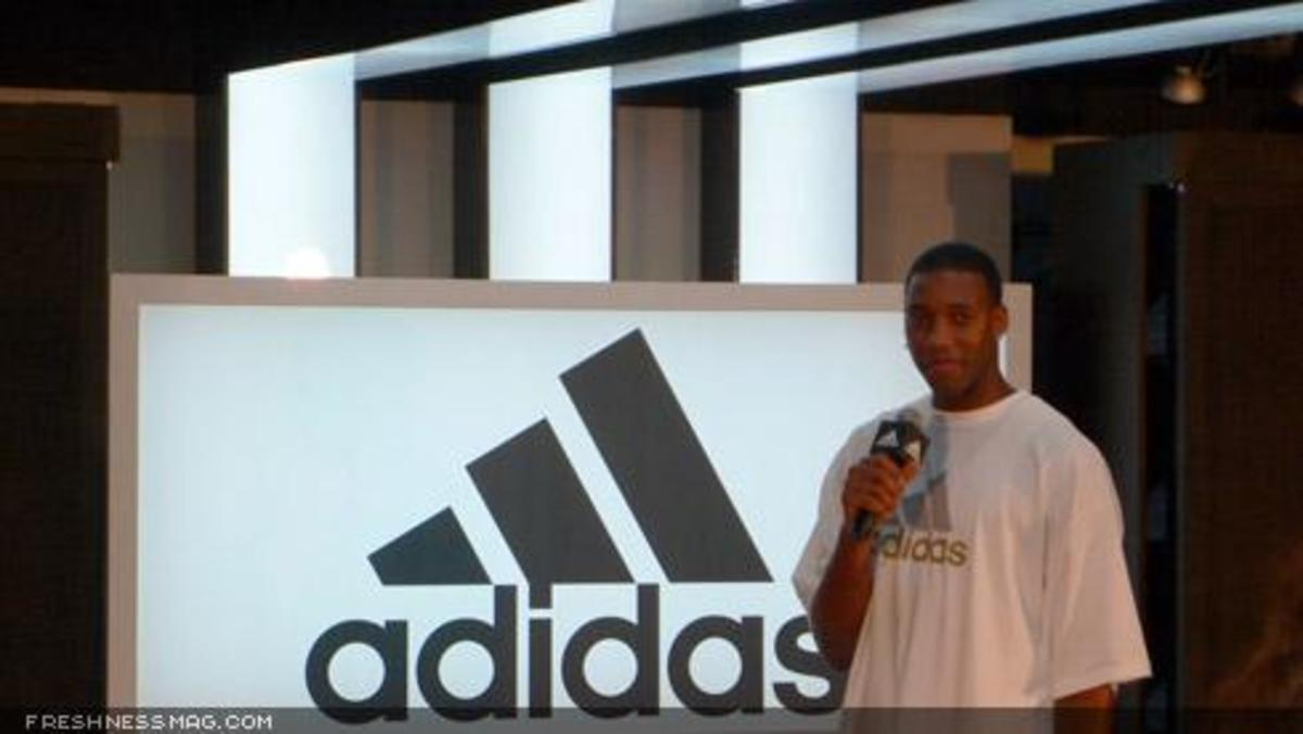 adidas Sport Performance Centre - Grand Opening - 0
