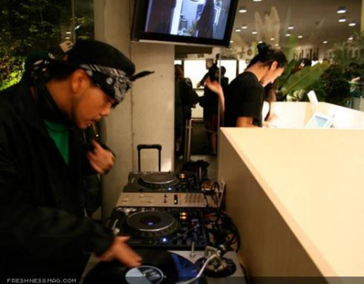 Reed Space Tokyo - Opening Party - 15