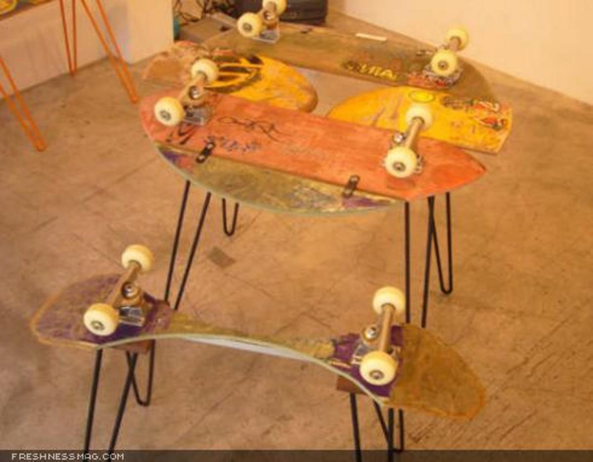 Hand Shaped Skateboards - Exhibition - 9