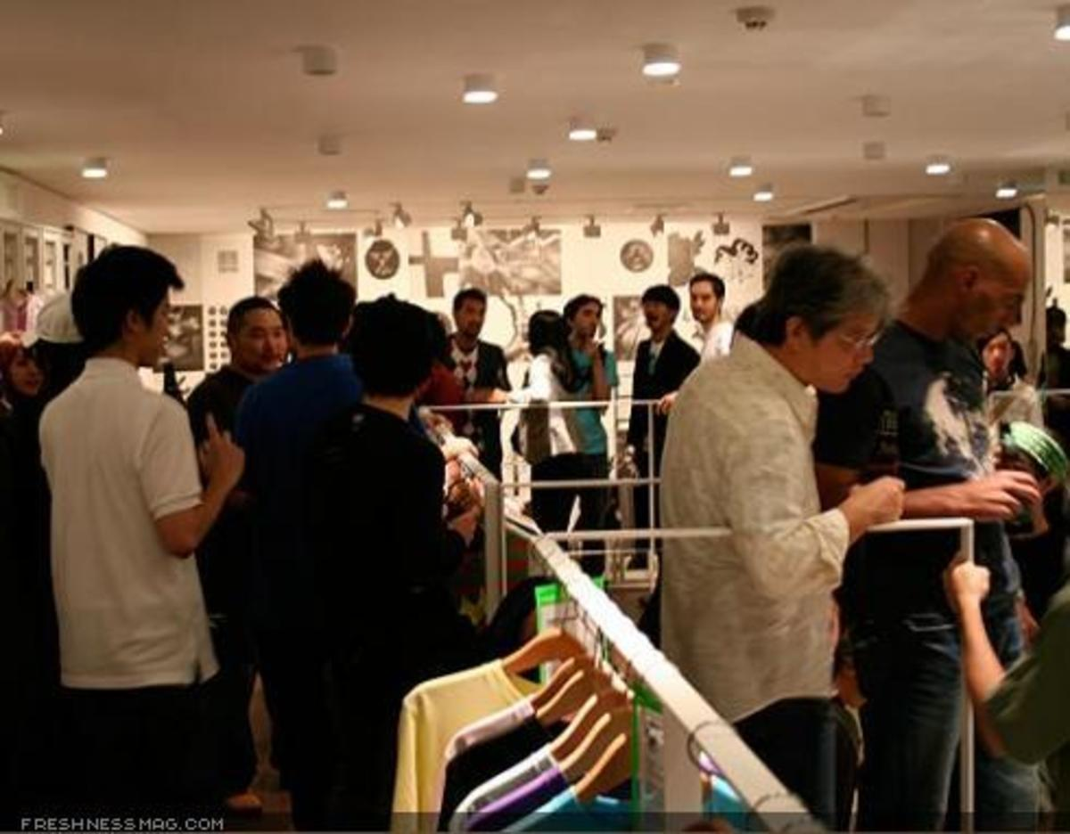Reed Space Tokyo - Opening Party - 6