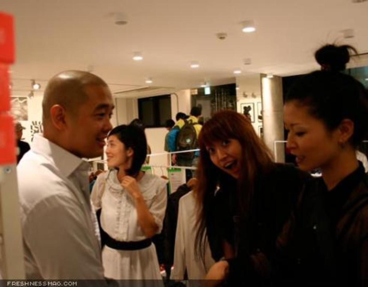 Reed Space Tokyo - Opening Party - 17