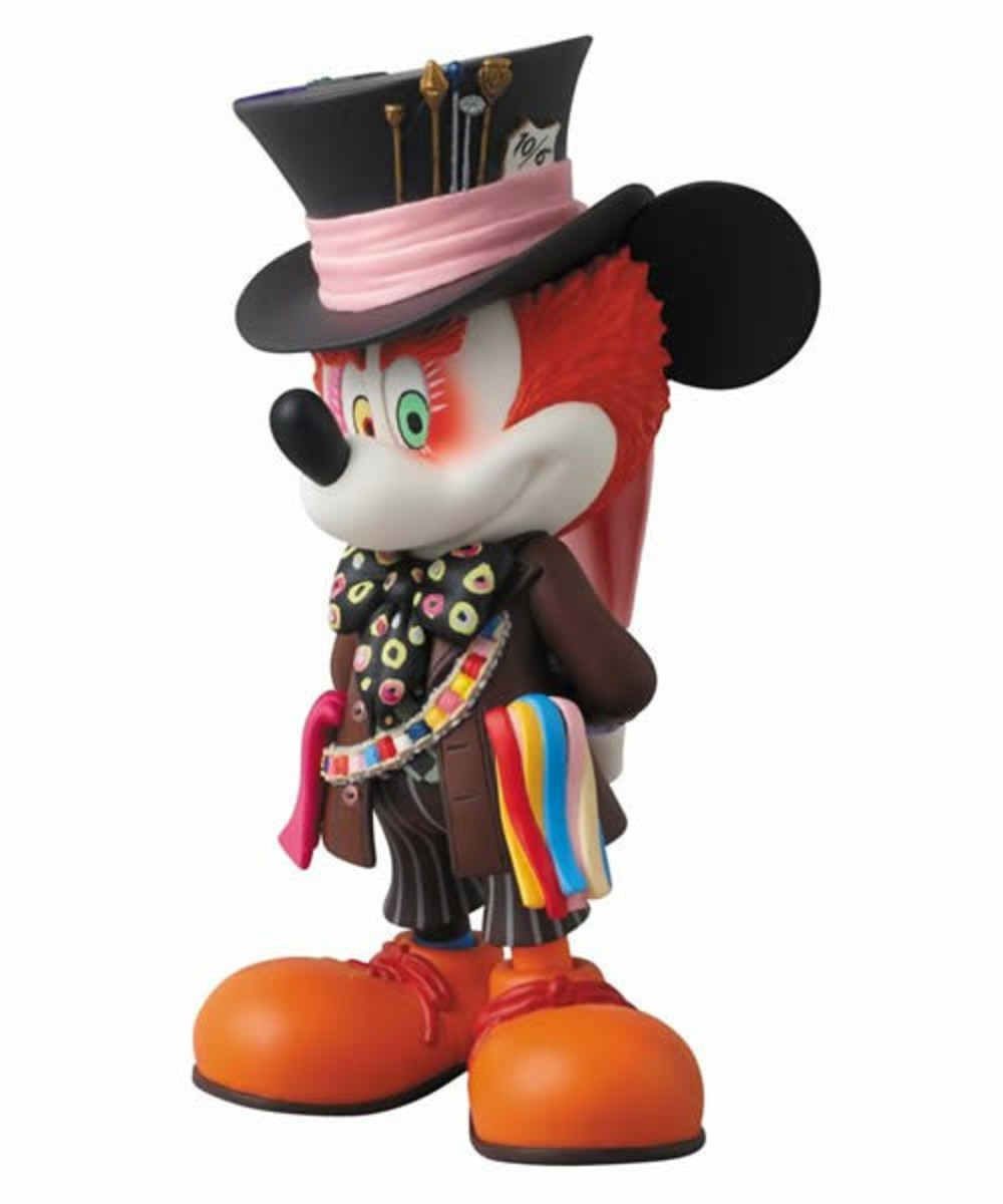 VCD Mickey as Madhatter