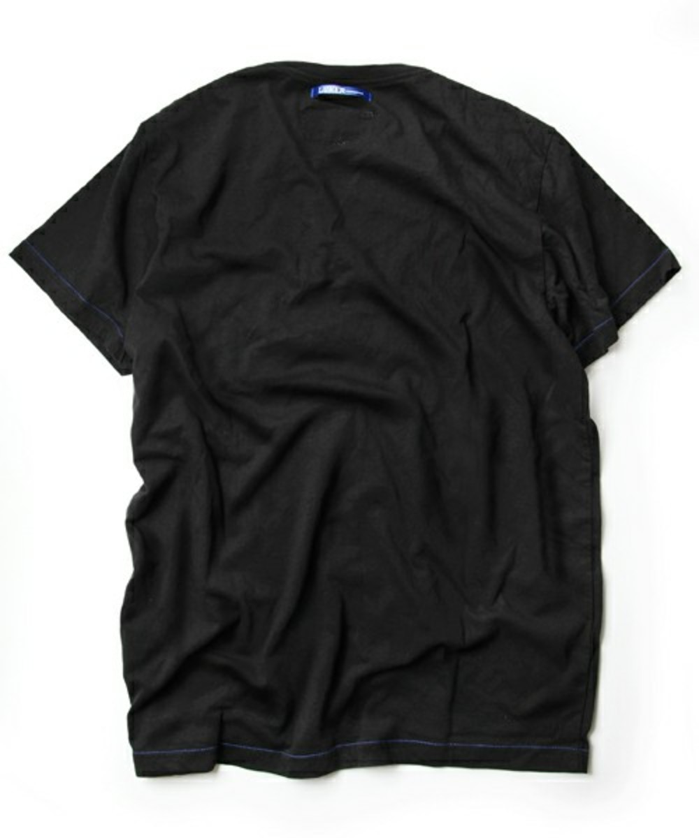 Zolk 1Y C-Tee Short Sleeve Black 2
