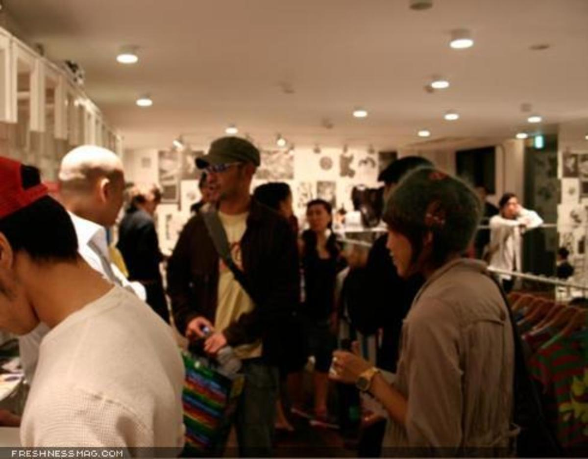 Reed Space Tokyo - Opening Party - 5