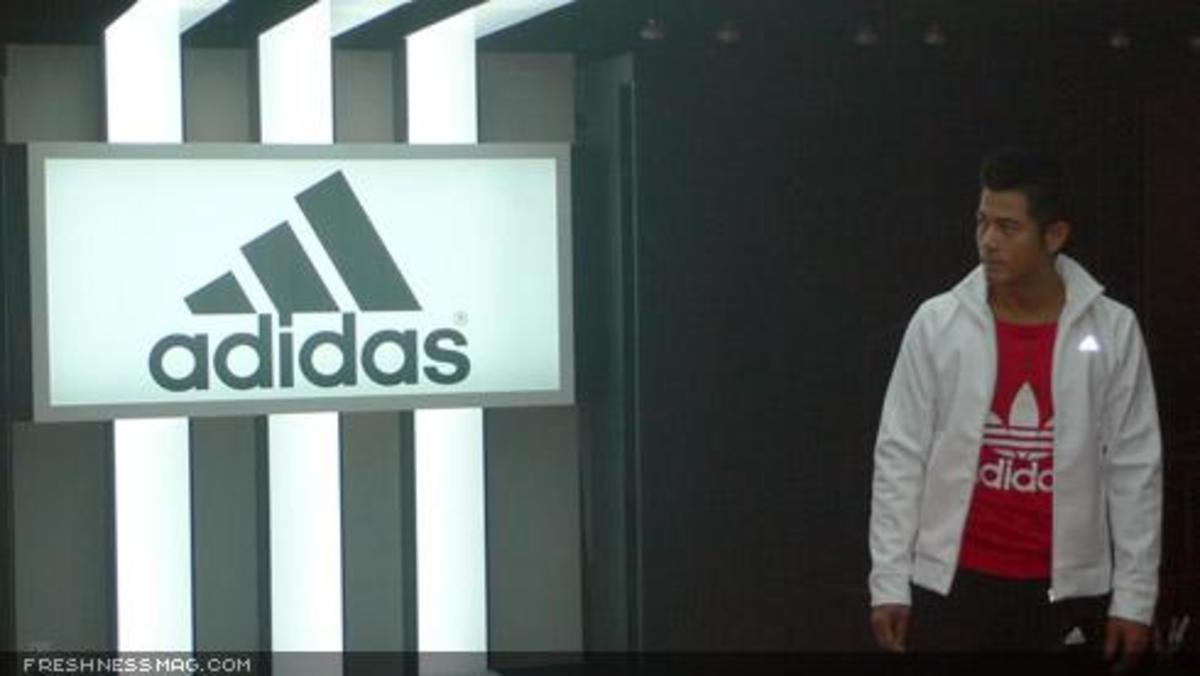 adidas Sport Performance Centre - Grand Opening - 1