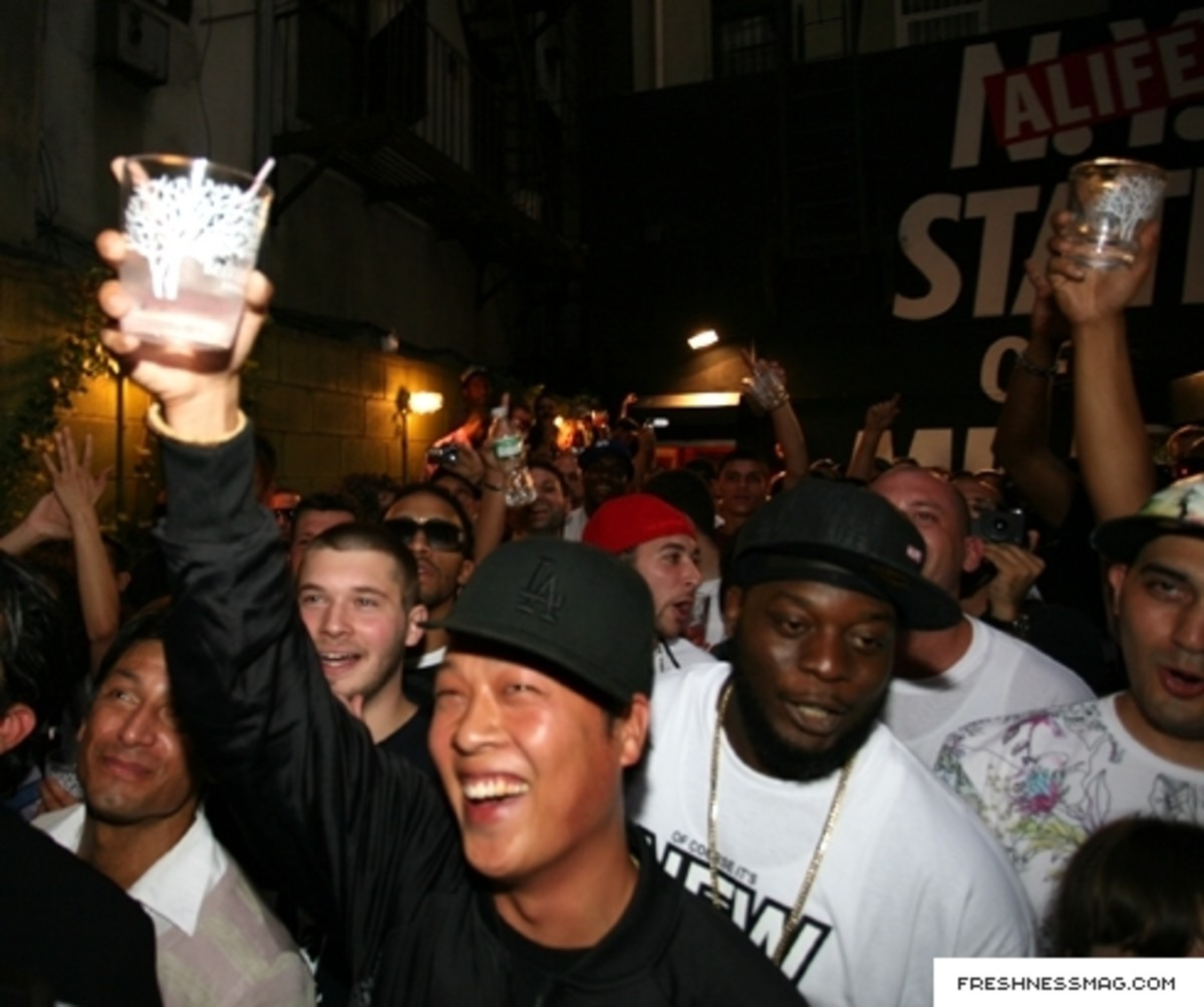 ALIFE: Courtyard Concert Session - Nas
