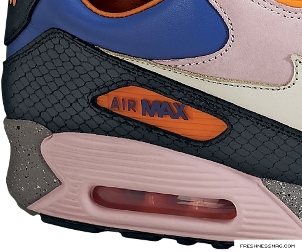 Nike - Air Max 90 Premium - Chance of Rain QS