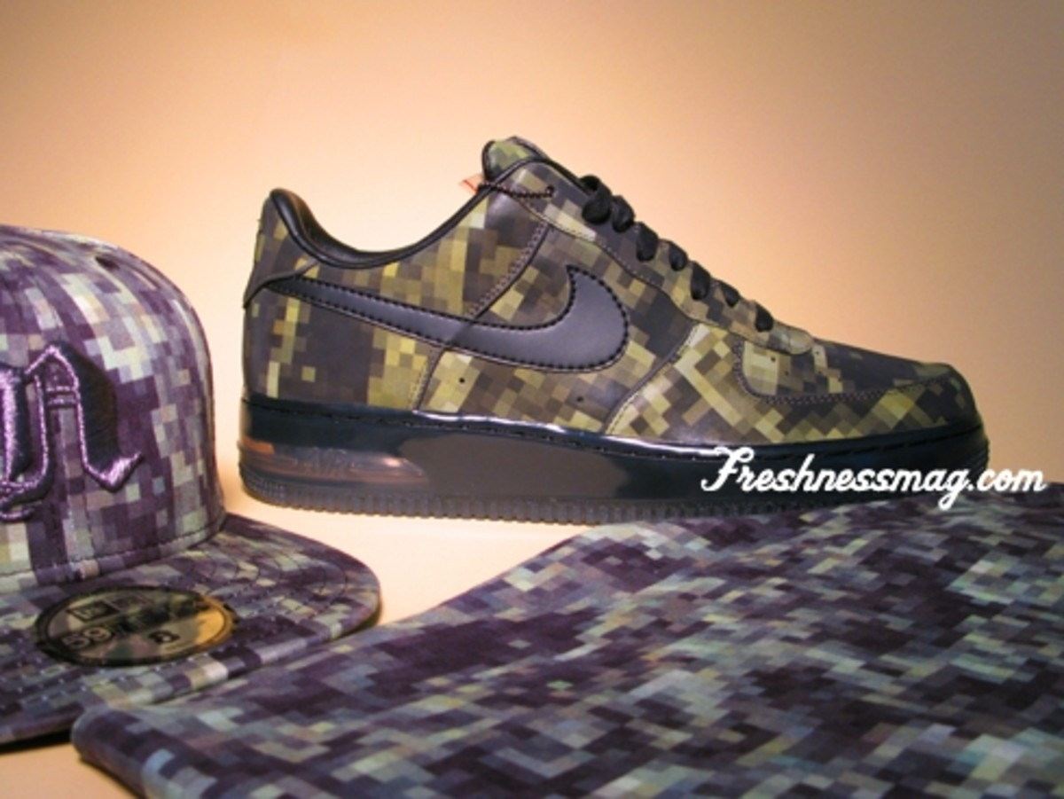 Nike x Nitro - 1WORLD Influencer Pack - Air Force 1 Supreme Collection