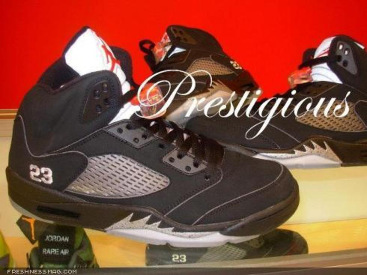 Air Jordan V (5) Retro | Sample - 0