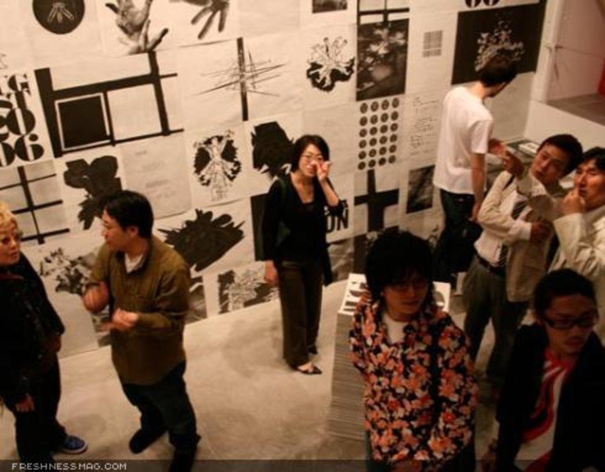 Reed Space Tokyo - Opening Party - 11